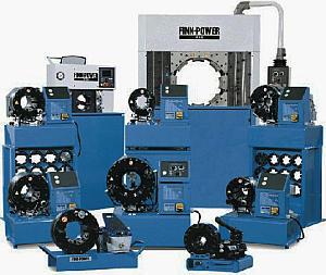 FINN-POWER Станки и оборудование для производства армированных РВД